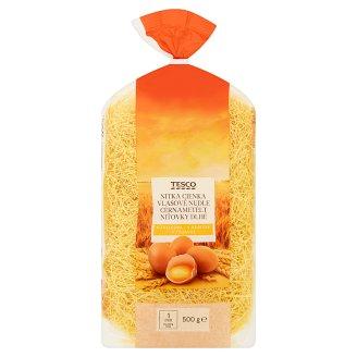 Tesco Pasta Hair Noodles 4 Eggs 500g