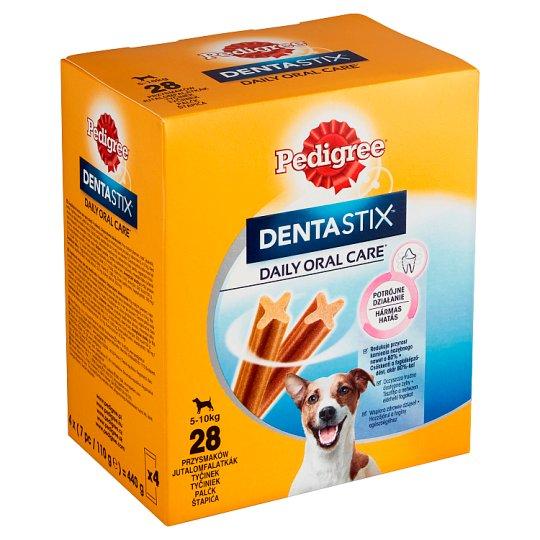 Pedigree Dentastix Daily Oral Care 5-10kg 28 Stics 4 x 110g