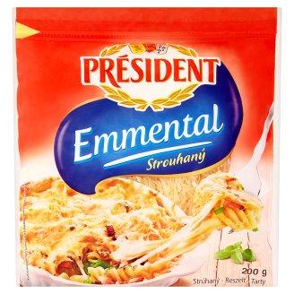 Président Emmental strouhaný 200g