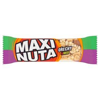 Maxi Nuta Tyčinka ořechy & med 35g