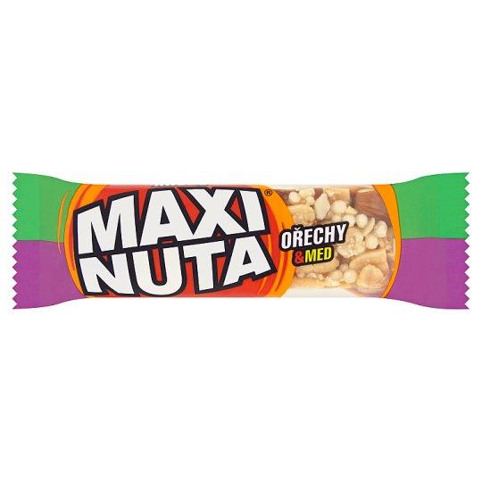 Maxi Nuta Nuts & Honey Bar 35g