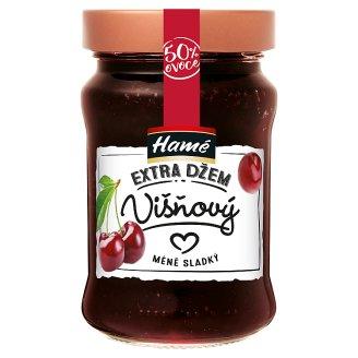 Hamé Sweet Extra Jam Cherry, Less Sweet 340g