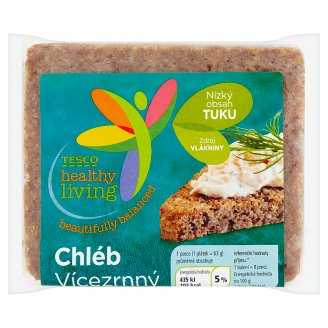 Tesco Healthy Living Multigrain Bread 500g