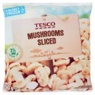 Tesco Mushrooms Sliced 450g