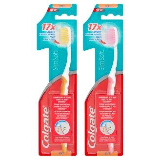 Colgate Slim Soft Ultra Compact měkký zubní kartáček