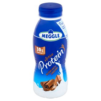 Meggle Active Protein Milk Drink Chocolate 330ml