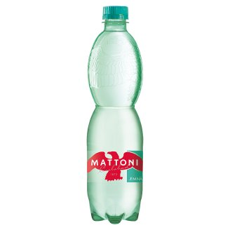 Mattoni Lightly Carbonated Natural Mineral Water 0.75L
