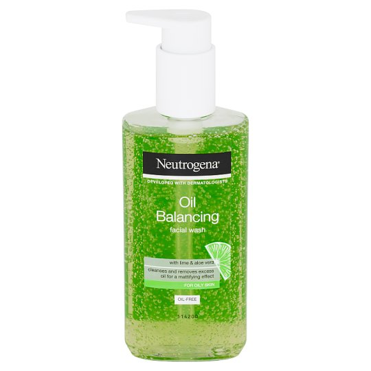 Neutrogena Visibly Clear Pore & Shine čistící gel 200ml