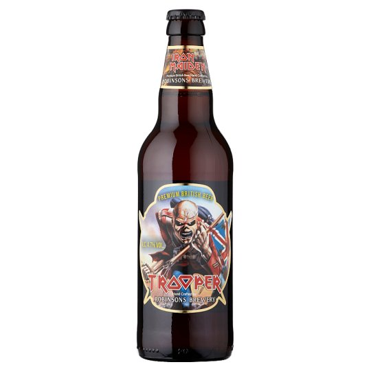 Robinsons Brewery Iron Maiden Trooper Ale 500ml