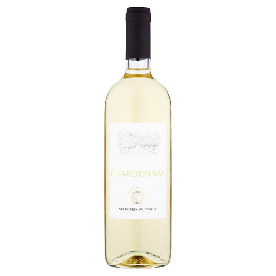 Chardonnay Dry White Wine 750ml