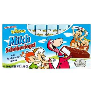 The Flintstones Chocolate Bar with Milk Cream 100g