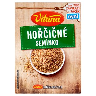 Vitana Mustard Seed 28g