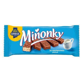 Opavia Miňonky with Cream Flavour 50g