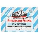 Fisherman's Friend Eucalyptus mentolové pastilky bez cukru 25g