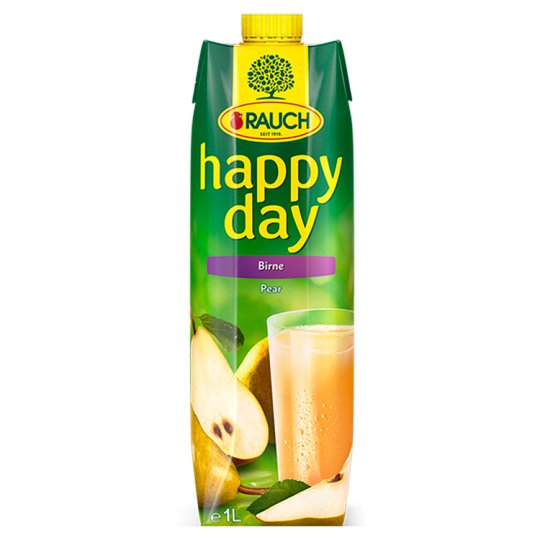 Rauch Happy Day Hruškový nektar 1l
