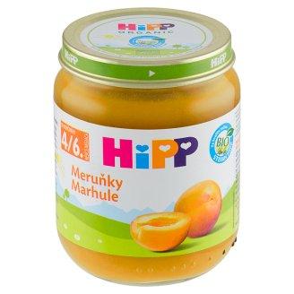 HiPP Organic Apricots 125g