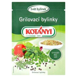 Kotányi Grilovací bylinky 15g