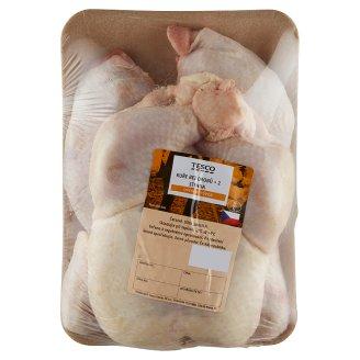 Tesco Čerstvé Kuřecí Maso Kuře celé bez drobů a 2 kuřecí stehna