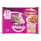 Whiskas Casserole Classic Selection in Jelly 4 x 85g