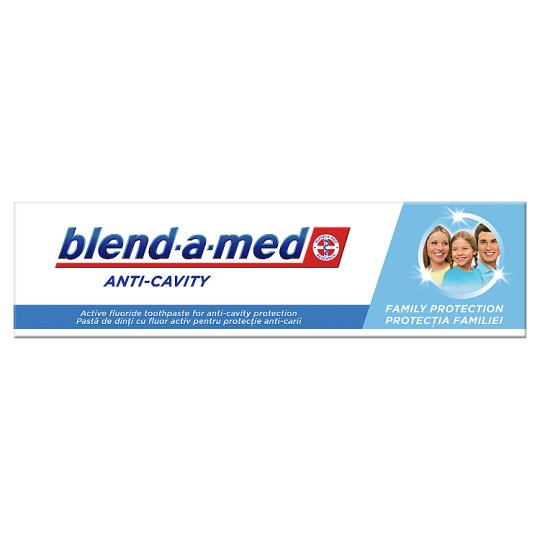 Blend-a-med Anti-Cavity Family Protection Zubní Pasta 100 ml