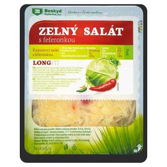 Beskyd Long Fit Zelný salát s feferonkou 200g