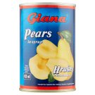 Giana Pears Peeled, Halved in Sweet Pickle 410g
