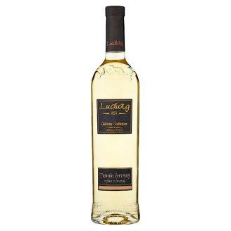 Ludwig Culinary Collection Tramín červený výběr z hroznů víno polosuché 0,75l