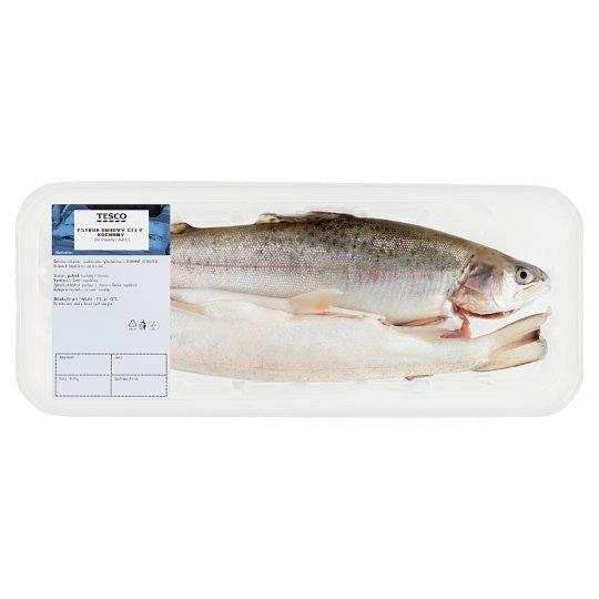 Rybářství Chlumec Nad Cidlinou Trout Gutted with Head Fresh Chilled