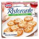 Dr. Oetker Ristorante Pizza Piccolissima Tre Formaggi 9 pcs 216g