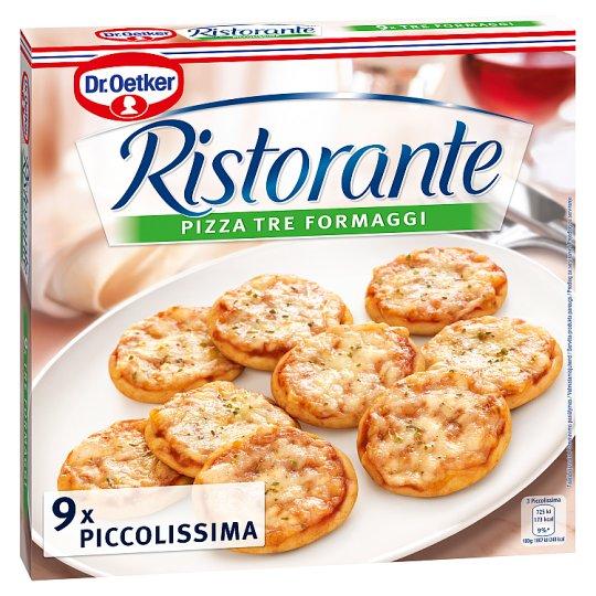 Dr. Oetker Ristorante Pizza Piccolissima Tre Formaggi 9 ks 216g