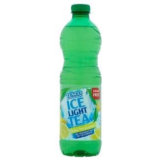 Tesco Ice Tea Light Green Tea & Lemon 1,5l