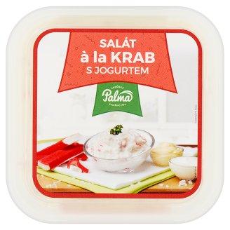 Lahůdky Palma Salát à la krab s jogurtem 150g