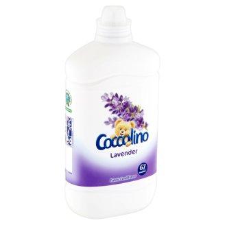 Coccolino Simplicity Lavender aviváž 67 dávek 1,68l