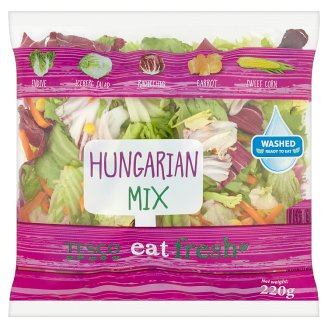 Tesco Eat Fresh Hungarian Mix 220g