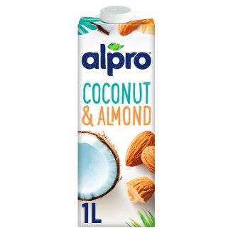 Alpro Kokosový nápoj s mandlemi 1l