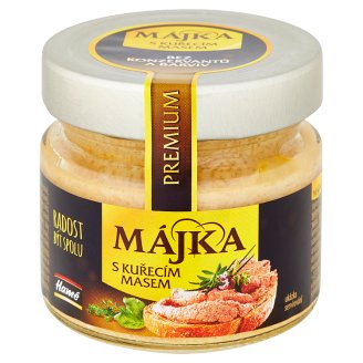 Hamé Májka Pate with Chicken Meat 170g