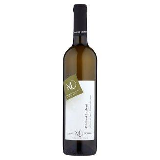 Vinselekt Michlovský Veltlínské zelené kabinetní víno suché 0,75l