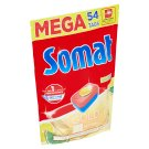 Somat Gold Lemon & Lime tablety do myčky na nádobí 54 tablet 1036,8g