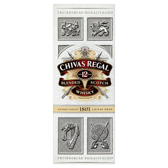 Chivas Regal Blended Scotch Whisky 500ml
