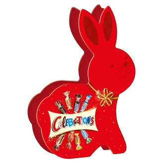Celebrations Easter Bunny 215g