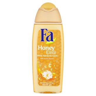 Fa Honey Elixir Sprchový gel s vůní bílé gardénie 250ml