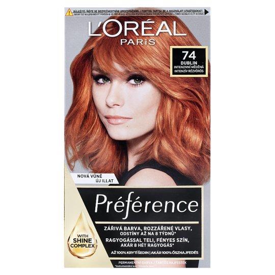 image 1 of L'Oréal Paris Récital Préférence Mango Intense Copper 74
