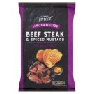 Tesco Finest Limited Edition Beef Steak & Spiced Mustard Crinkle Cut 150g
