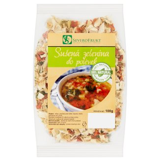 Severofrukt Dried Vegetables to Soups 100g