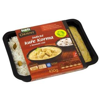 Heli Orient Indické kuře Korma s Basmati rýží 430g