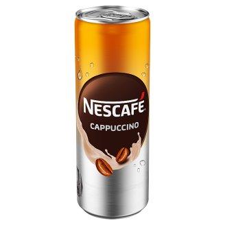 NESCAFÉ Cappuccino White, ledová káva 250ml