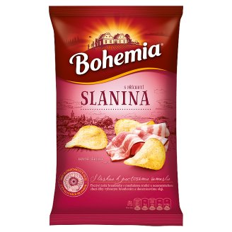 Bohemia Chips Moravian Bacon 150g