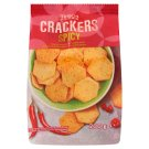 Tesco Crackers Spicy 200g