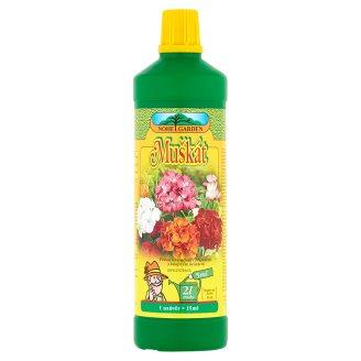 Nohel Garden Muškát pomocný rostlinný přípravek s hnojivým účinkem 1l