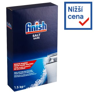Finish Salt for Dishwasher 1.5kg
